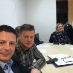 Radno i konstruktivno na sjednici stožera VII. Izborne jedinice i predsjedništvu HNS-a ŽO Karlovac