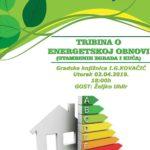 Tribina o energetskoj obnovi
