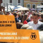 Izborni skup HNS-a: predstavljanje kandidata za EU izbore!