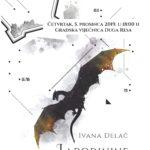 """Književna večer uz glazbu i predstavljanje knjige """"Japodinine muke """" autorice Ivane Delač"""